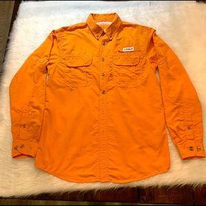Magellan Boys long sleeve fishing shirt